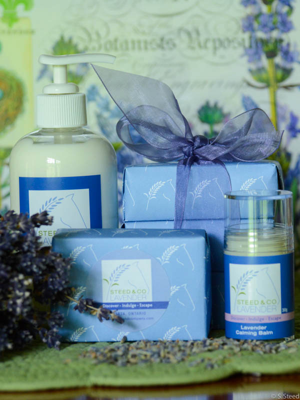 Lavender Bath and Body Products