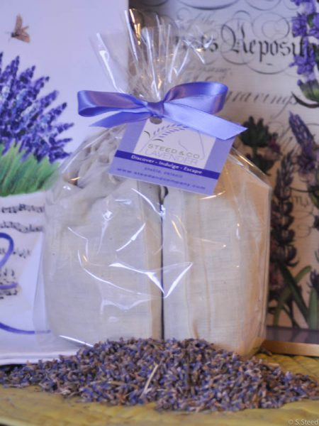 Steed and Company Lavender Dryer Bags